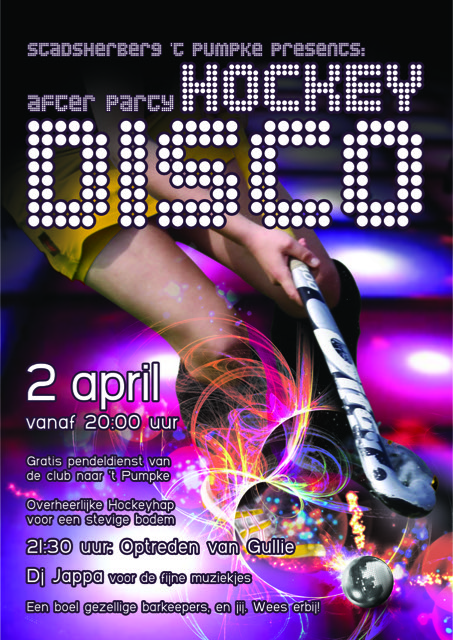 Pumpke Hockey Disco